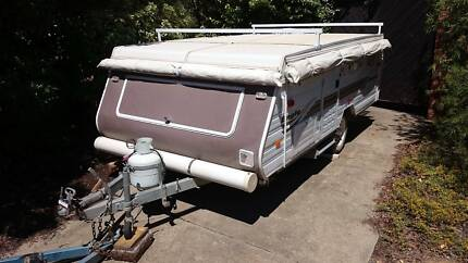 Jayco Eagle Camper Trailer 2006 - Sleeps 6 Wanniassa Tuggeranong Preview
