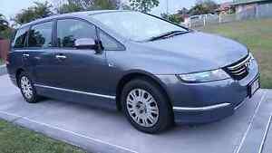 2006 Honda Odyssey, Auto, 165,000, 7 Seat, Aircon cheap!!! Loganlea Logan Area Preview
