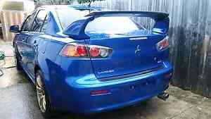 Mitsubishi lancer 2010, cj,  VRX ,18 inch alloy wheels, weecking Parramatta Parramatta Area Preview