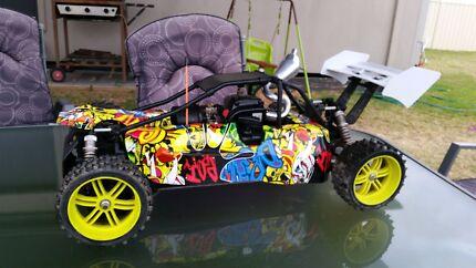 1/5 petrol buggy RC Mildura Centre Mildura City Preview