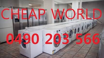 cheap washing machine or fridges - free delivery and warranty