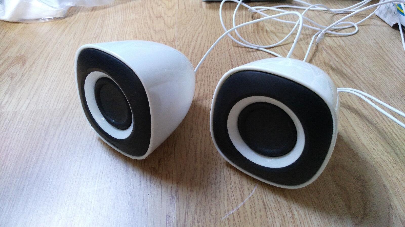 Philips SPA 2201 - Multimedia speakers - USB & headphone jack