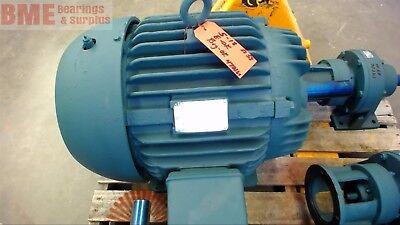 Allis Chalmers Type Rgz 25 Hp Ac Motor 220440 Volts 1770 Rpm 4p 324u Frame