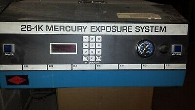Nuarc Mercury Exposure System New Pics