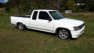 1994 Toyota Hilux Ute Kooralbyn Ipswich South Preview