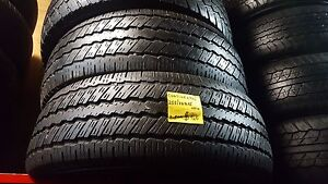 TYRE 255.70 X 16 CONTINENTAL USED $70 EA FITTED FREE. Bentley Canning Area Preview