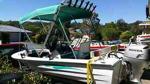 Mulligan Nipper 4.2 centre console  $7500 NEGOTIABLE Elanora Gold Coast South Preview