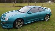 1996 Toyota Celica Coupe Blackbutt North Darling Downs Preview