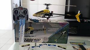 Rc blade400 3D helicopter Bertram Kwinana Area Preview