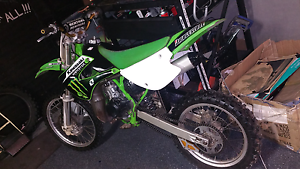 KAWASAKI 2002 KX 85 II  BIG WHEEL. IMMACULATE.. 2ND OWNER ! Joondalup Joondalup Area Preview
