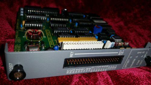 Control Technology Corporation CTC 2207 16 input Analog card