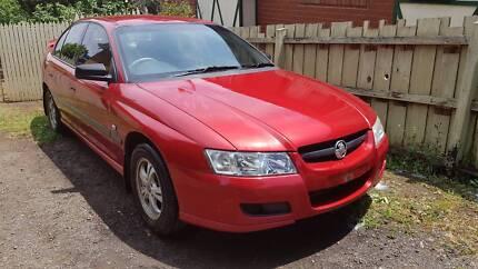 2004 Holden Commodore VZ (No need VIV) Engine problem