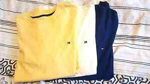 MALE TOMMY HILFIGER SHIRTS (SMALL) Wattle Grove Liverpool Area Preview