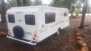 Jayco discovery caravan 2010 Bedfordale Armadale Area Preview