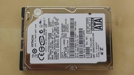 """2.5"""" 120GB 5400rpm SATA Hard Drive"""