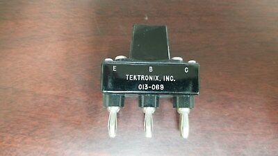 Tektronix 013-069 Curve Tracer Fixture