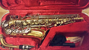 Armstrong alto saxophone excellent condition Bellerive Clarence Area Preview