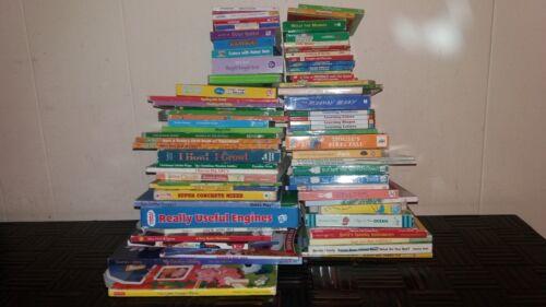 LOT OF 75..THICK BABY BOARD BOOKS...CHILDREN BOOKS