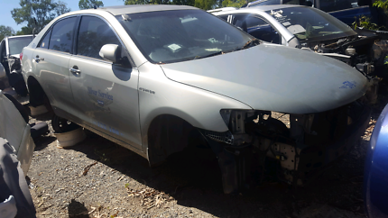 2010 TOYOTA AURION GREEN FOR WRECKING