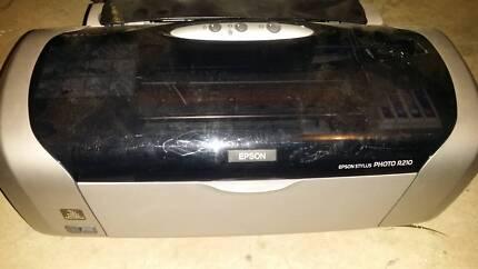 Epson stylus printe rR210 Munno Para West Playford Area Preview