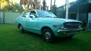 1976 Datsun 120Y Sedan Grafton Clarence Valley Preview