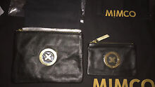 Mimco supernatural pouches - both for $125 Gladesville Ryde Area Preview