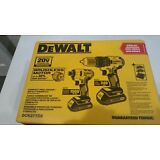 SEALED DEWALT 20V MAX COMPACT BRUSHLESS DRILL/DRIVER AND IMPACT KIT DCK277C2 !!