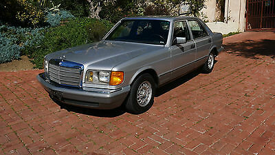 Image 18 of 1981 Mercedes-Benz 300-Series…