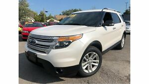 2014 Ford Explorer XLT 4x4 PANORAMA ROOF LEATHER NAV SUPER LOW K