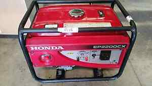 HONDA EP2200CX 2200W Generator As New Roxburgh Park Hume Area Preview