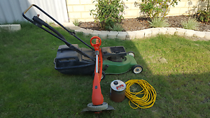 Victa mower and flymo whipper snipper Belmont Belmont Area Preview