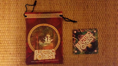 Electric Forest Goodie Bag w/ sticker