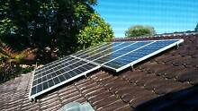 11 X 185W Enertech Solar panels with Xantrax  3.0KW Inverter Castle Hill The Hills District Preview