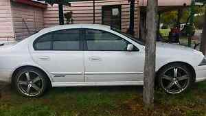 2002 au sr ford falcon Dungog Dungog Area Preview
