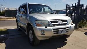 2003 Mitsubishi Pajero Exceed SUV AUTO Williamstown North Hobsons Bay Area Preview