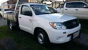 Toyota v6 SR Hilux Dandenong South Greater Dandenong Preview