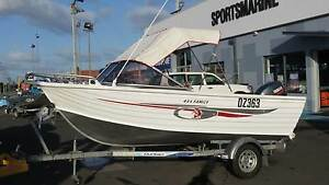 Ally Craft 435 Family (never been in the water!!) 40hp Yamaha 2st East Bunbury Bunbury Area Preview