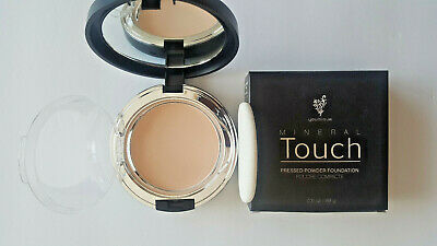 Younique Mineral Touch Pressed Powder Foundation SCARLET BNIB fast/free -