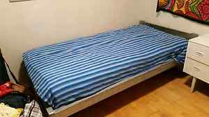 Single bed and mattress Ashmore Gold Coast City Preview