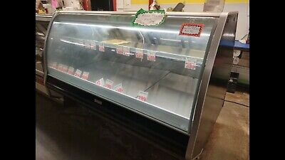Hussmann Refrigeration Display Case 6 Ft
