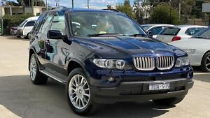 2005 BMW X5 INDIVIDUAL MARITIME EDITION 4.4i V8 - SUPER RARE - FULL HISTORY - FINANCE & TRADE INS OK South Windsor Hawkesbury Area Preview