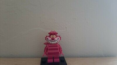 LEGO CHESHIRE CAT MINIFIGURE COLLECTIBLE DISNEY SERIES FIG