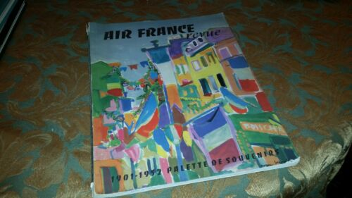 Air France Revue 1952 Softcover