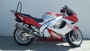2000 YAMAHA YZF-1000R THUNDERACE Huntingfield Kingborough Area Preview