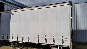 Curtain sider Tautliner Dungog Dungog Area Preview