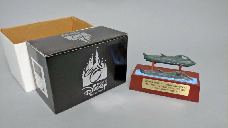 Disney Olszewski Magic Kingdom 20,000 Leagues Attraction Vehicle 1st Edition!