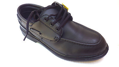 size 7  work shoes safety shoes arco protective toe brogues ebay best seller