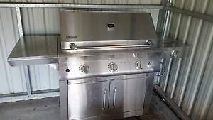 BBQ Rinnai 5 burner stainless steel  including side Wok Bellbowrie Brisbane North West Preview