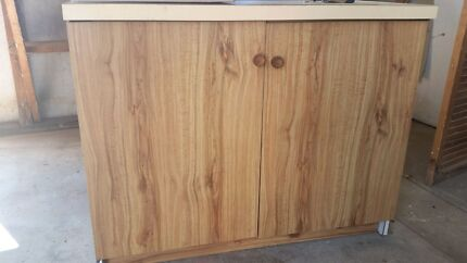 Laminex Cupboard for Shed Kyabram Campaspe Area Preview
