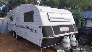 Family Caravan 22ft 6 berth/ensuite Geelong Geelong City Preview